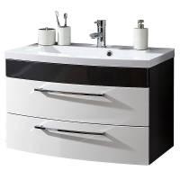 Badezimmer Waschtisch & Spiegelschrank Set RIMAO-