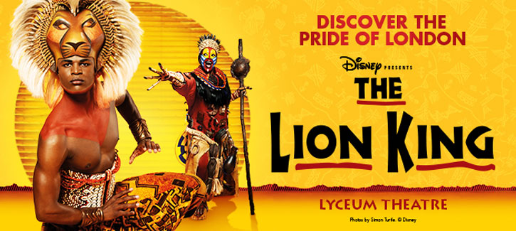 the lion king london day seats
