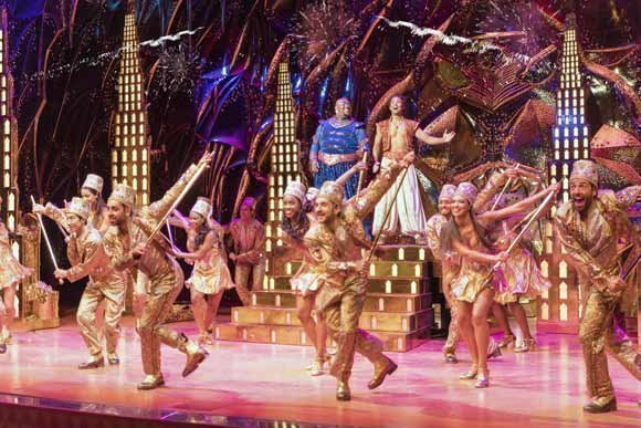 Aladdin Tickets London