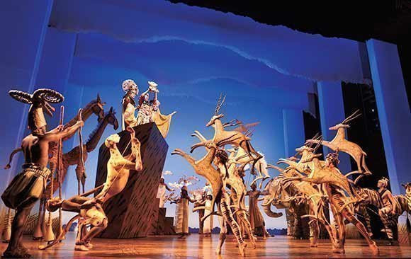 the lion king musical london ticket prices