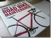 bike repair book zinn & the art of road bike maintenance