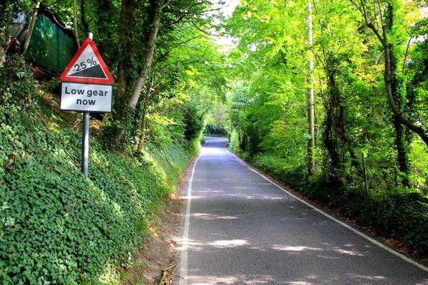 The biggin hill ride will appeal to Roadies