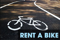 Bicycle rental in London