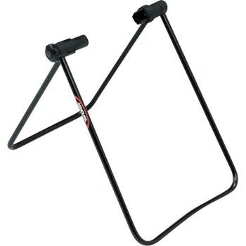 minoura portable bike stand on white background