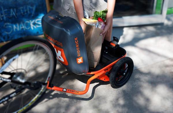 Ridekick Trailer Power Bike Electric