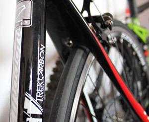 Trek Madone carbon frame