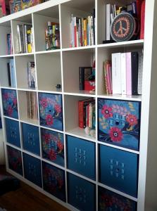 The Ikea unit in a non-bike home