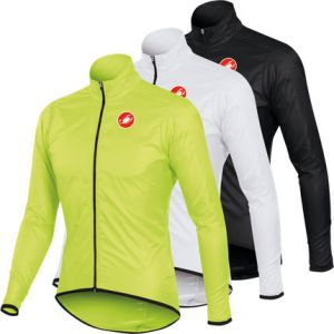 The Castelli Squadra jacket