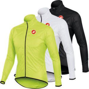 The Castelli Squadra jacket