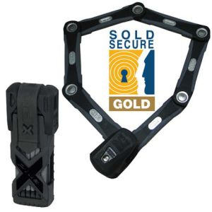 The Abus heavy duty lock