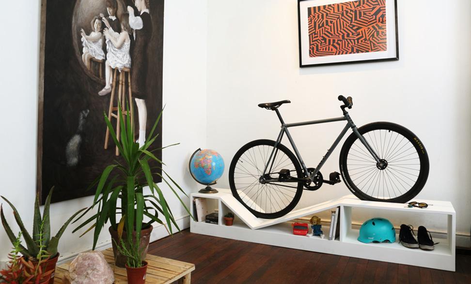 furniture for bikes