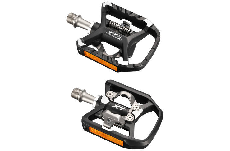 Shimano pedals