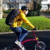 Slicks on bike