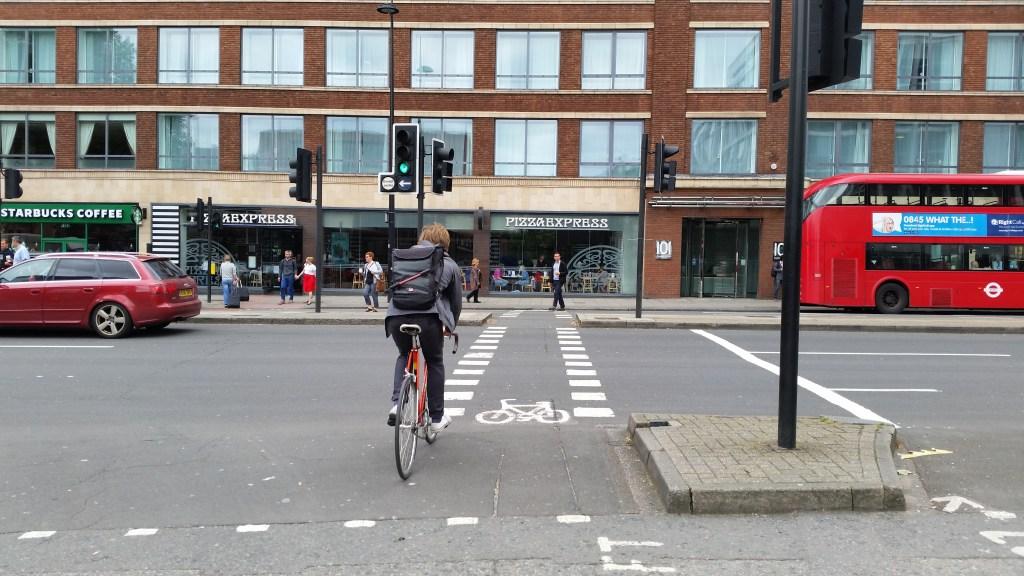 Euston Road cut-through