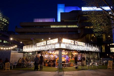 National Theatre Propstore