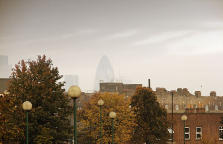 London Autumn