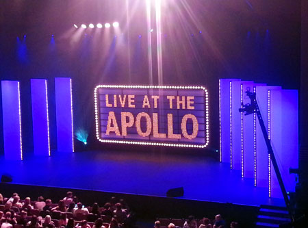 Live at the Apollo with SRO Audiences