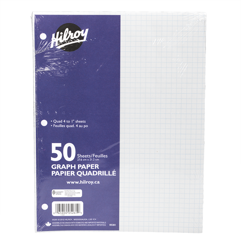 Hilroy Graph Paper - 41\