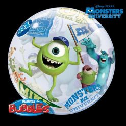 "Disney Pixar monsters university 22"" Bubble Balloon"