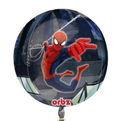 ultimate spiderman orbz