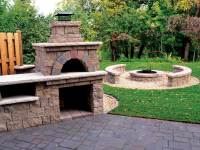 Cobblestone Patio, Firepit and Fireplace - Welcome to ...
