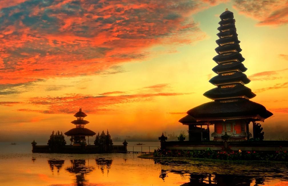 bali-kuta-beach-sunset-atmosphere Bali Hotels