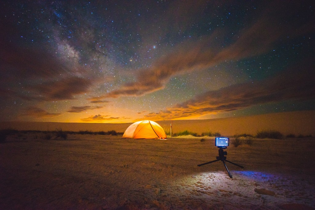 Fixed Gear Wallpaper Iphone Photographing The Milky Way With A Smartphone And The