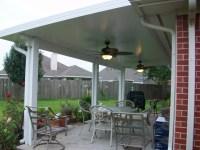 Aluminum Covered Patios - Lone Star Patio Builders