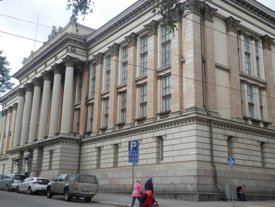 the National Archives of Finland, Helsinki