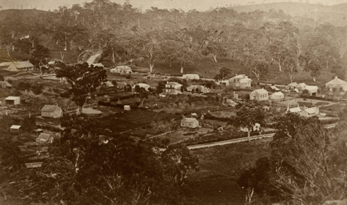 Gumeracha in the 1870s