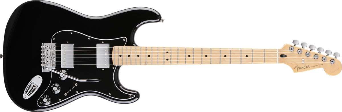 Fender Blacktop Stratocaster Hss wwwpicswe