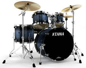 Tama Starclassic Performer B B 5 Piece Shell Kit With Tom