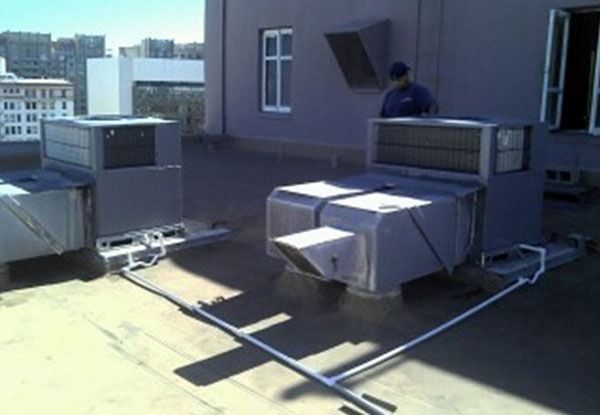 commercial hvac contractor long beach ca air conditioning heating ventilation signal hill - Commercial Ac Units