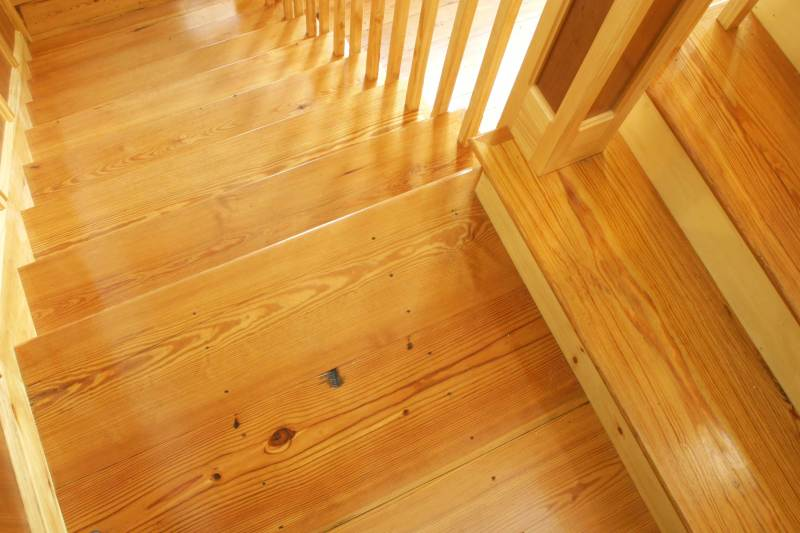 Large Of Pine Stair Treads