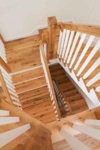 Longleaf Lumber - Red & White Oak Residence