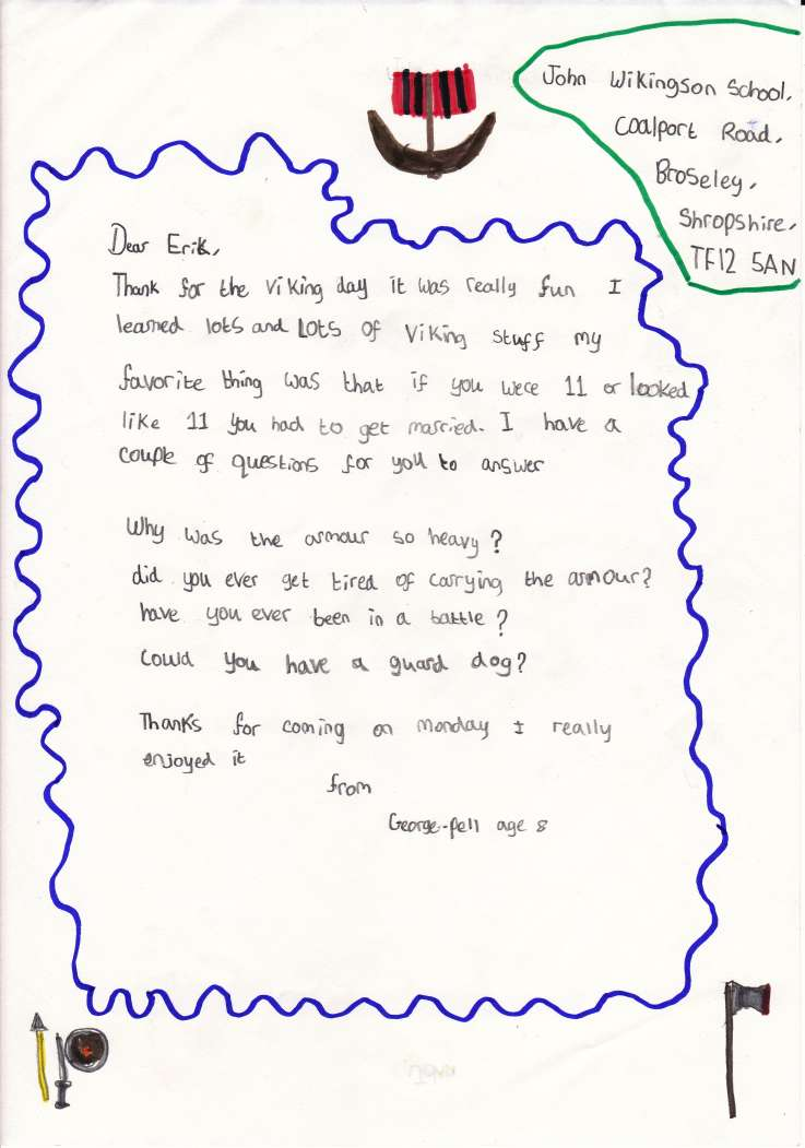 child letter - Bindrdnwaterefficiency - child letter