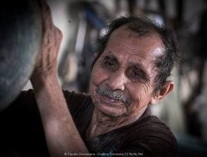 Ritratto del Mugnaio di Suchitoto, El Salvador