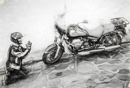 Motociclismo contro Motocentrismo. La Ribellione contro la Moto fine a sé stessa