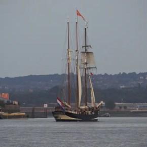 Sept - tall ship 2
