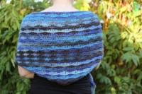 Monday Blues Shawl - A Free Crochet Shawl Pattern  Look ...