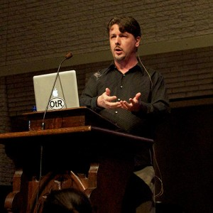 Covenant College speaking in chapel