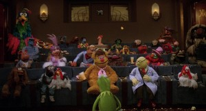 Muppet Movie theater