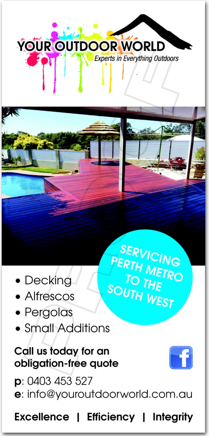 Your Outdoor World Carpentry Decking Looklocalwa