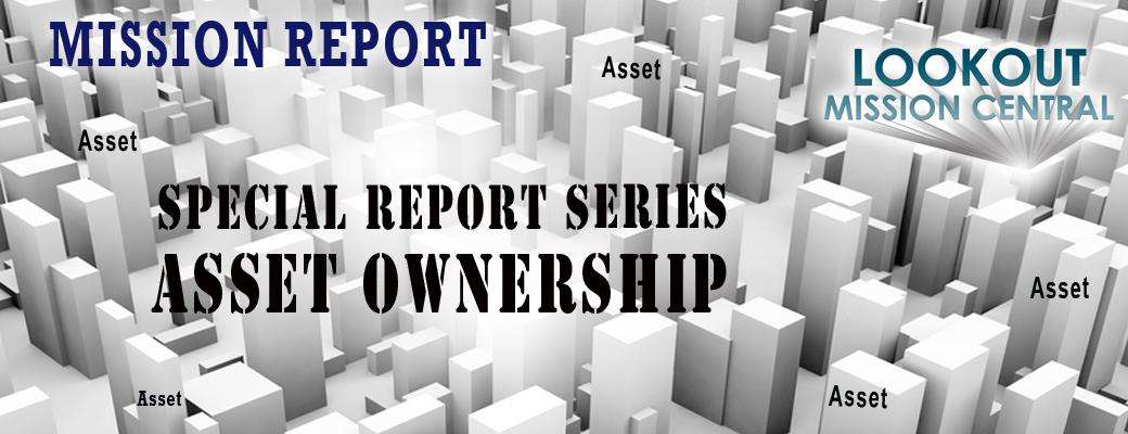 LMC Mission Report 1 Asset Ownership One \u2013 C LMC