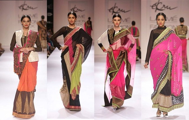 11 Casual Ways To Drape A Saree Looksgudin