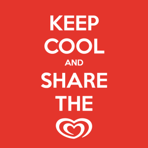 Good Humor Keep Cool and Share the Love
