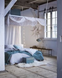 39 Dreamy Ideas For Bedrooms With Canopy Bed - Loombrand