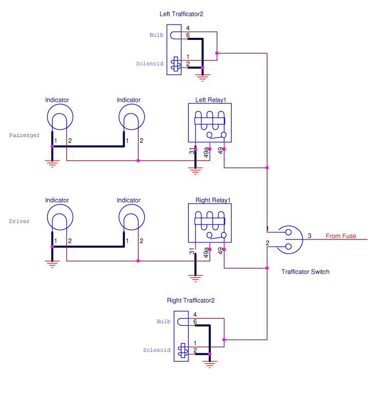 Wiring Diagram Car Indicators - Wwwcaseistore \u2022