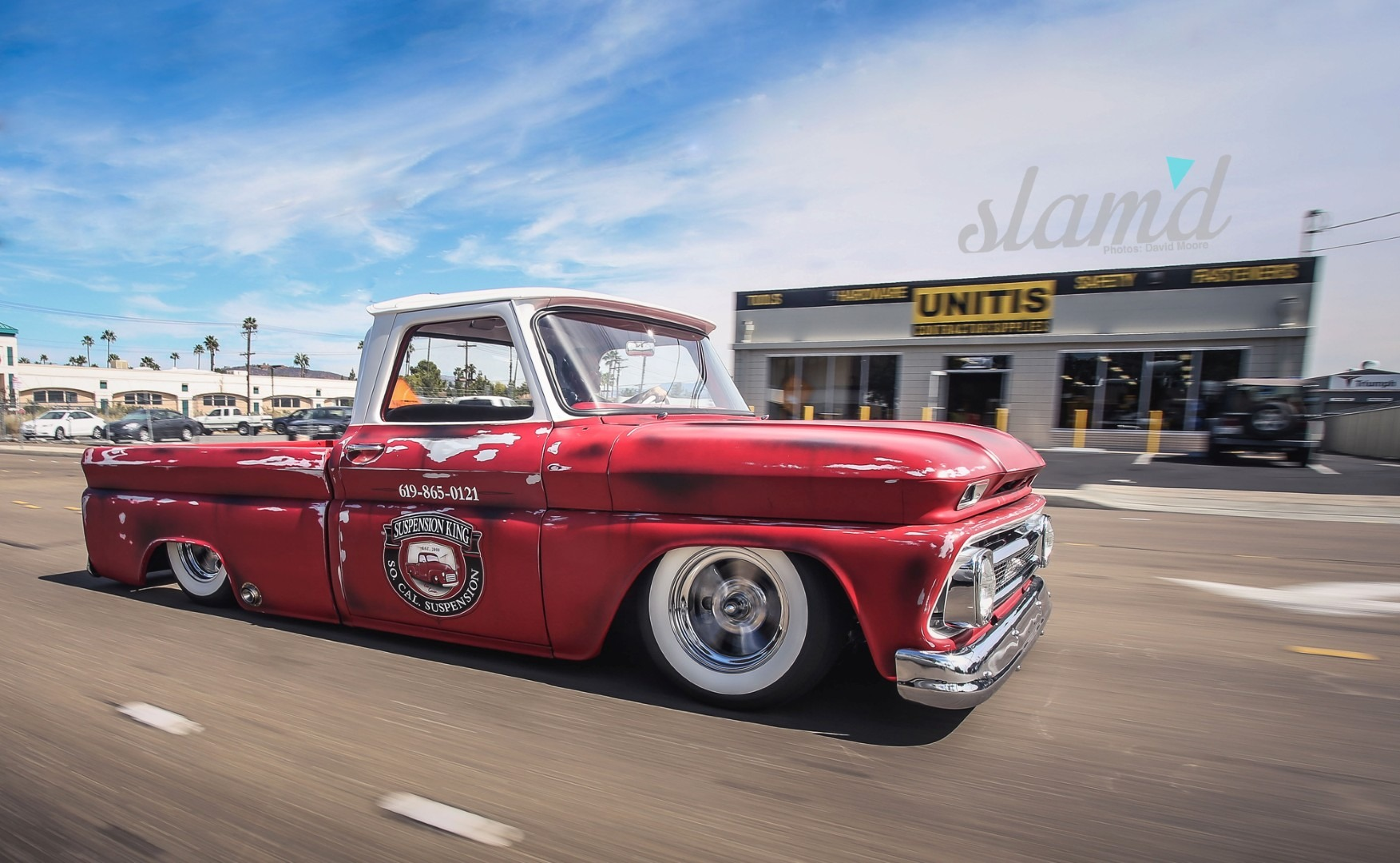 Cool Cars As Wallpaper 1966 Chevy C10 Custom Loose Cannon Customs