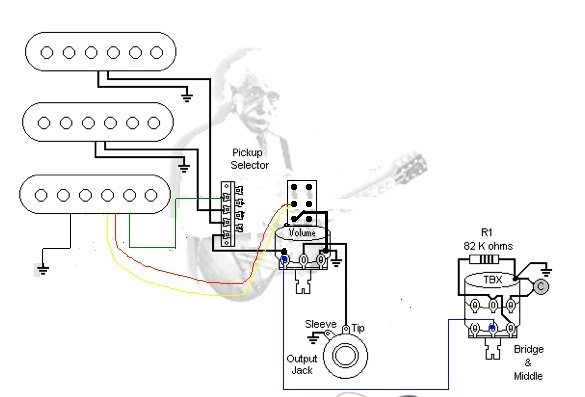 wiring diagram strat push pull pot